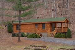 Kozy Cabin-new exterior